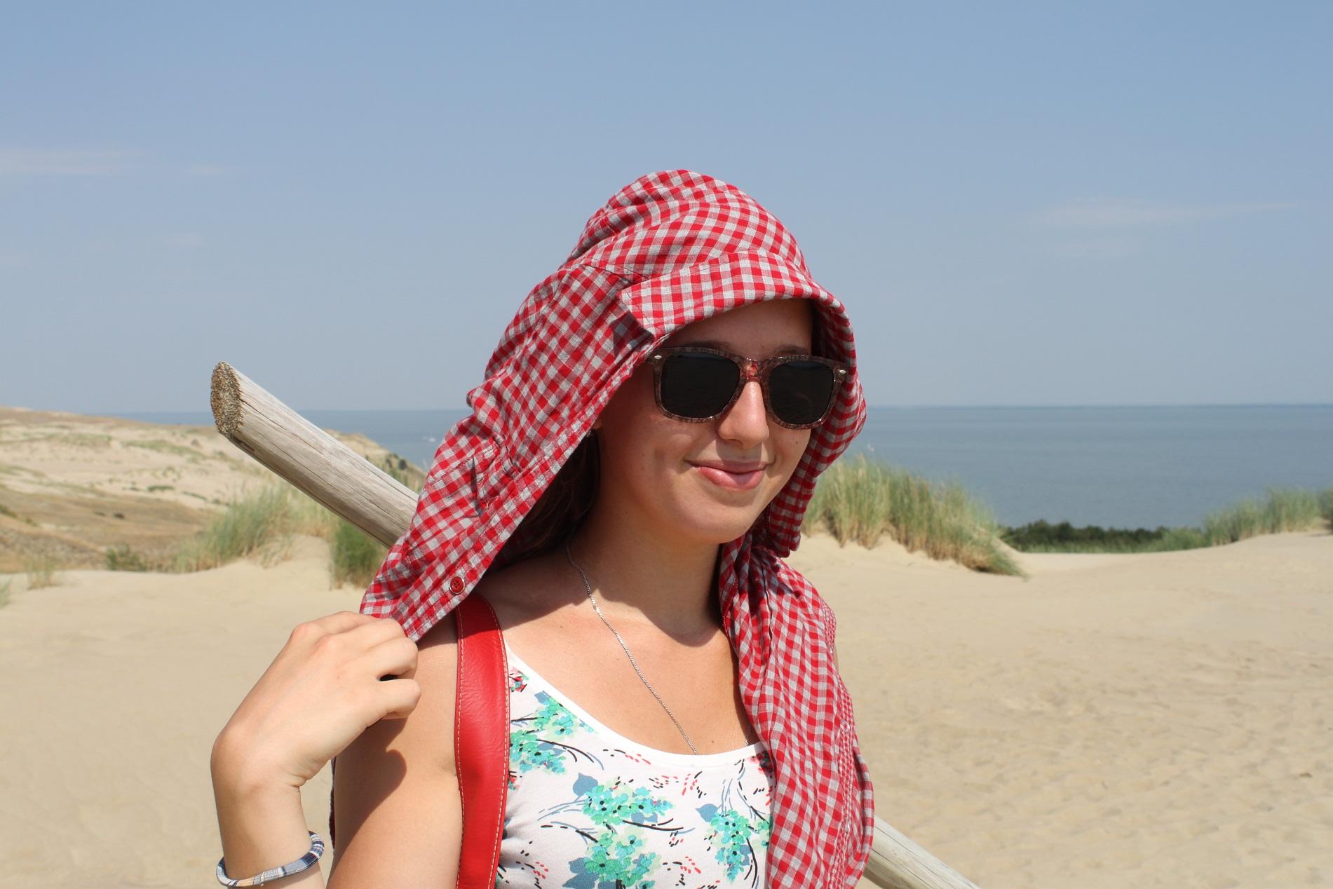 Маша - бедуин