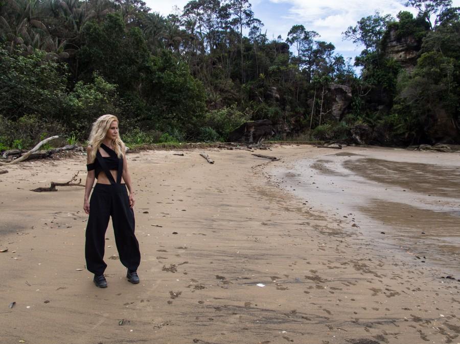 В джунглях Борнео