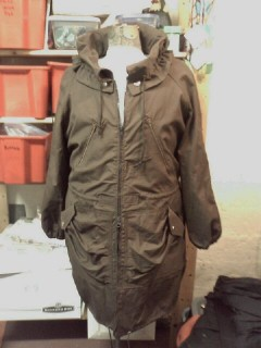 [sewing] Burda Parka