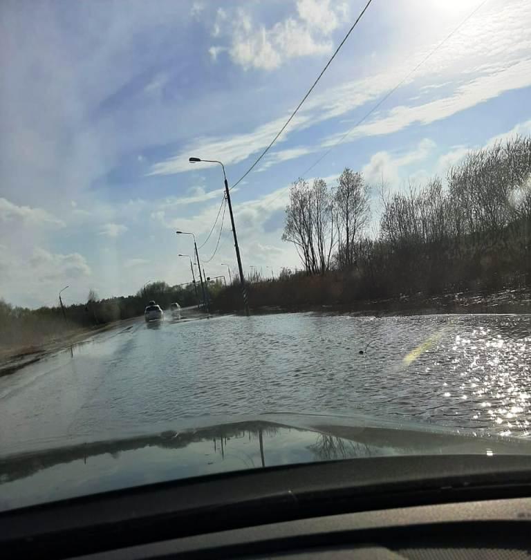 Потоп в Подмосковье