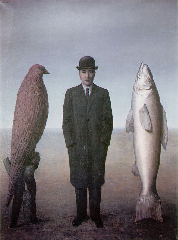 котелок рыба и птица