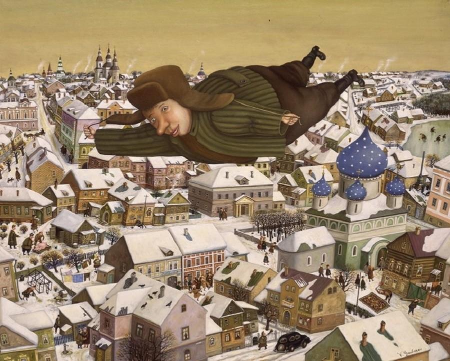 Сны и счастье в новом средневековье..