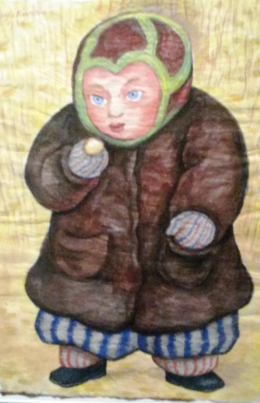 Маяковский и Фрида- а был ли мальчик Диего?