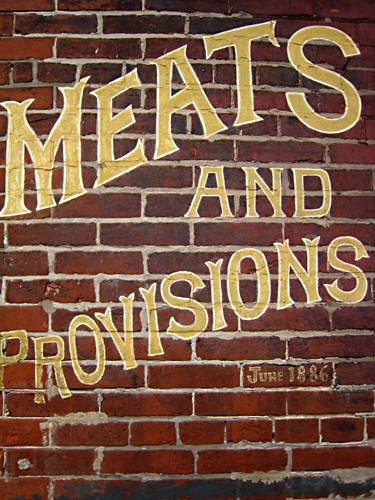 Meats and Provisions