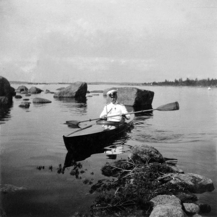 Финские шхеры. 1912г.