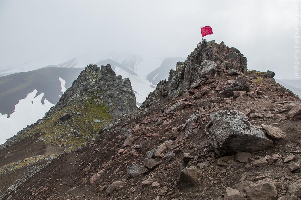 Путешествие по Камчатке. Часть 3. Гора Верблюд