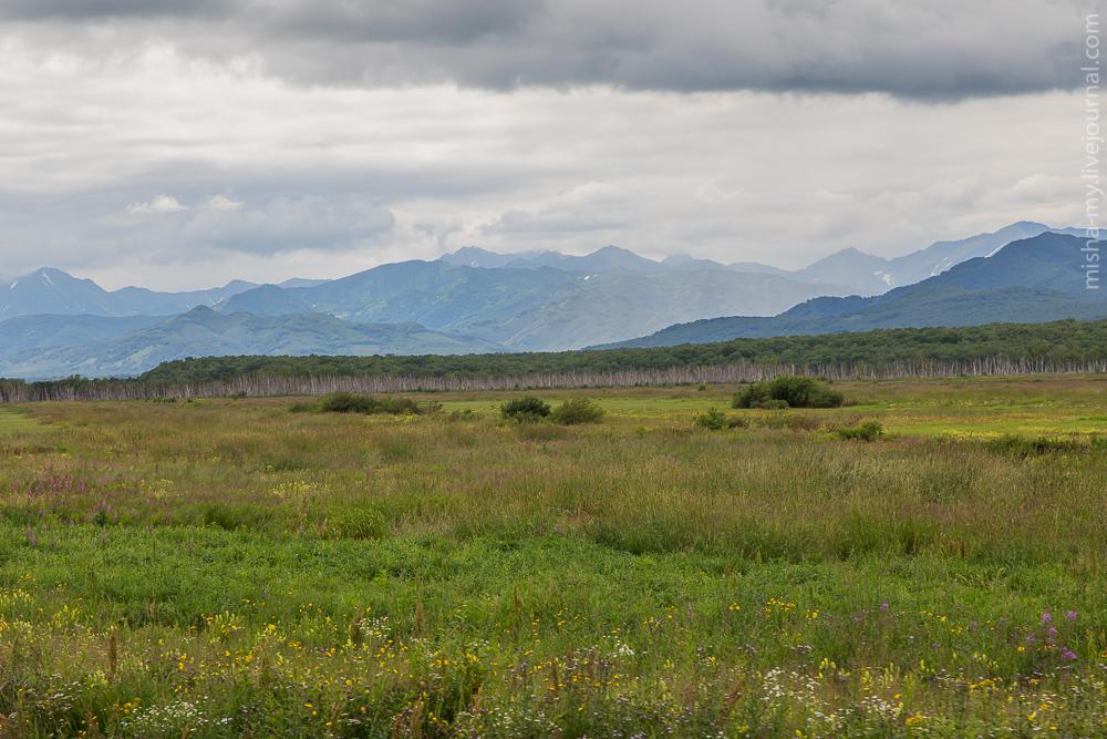 Путешествие по Камчатке. Часть 3. Гора Верблюд -