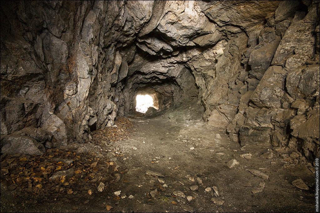 Рудник «Шпат» Курочкин лог