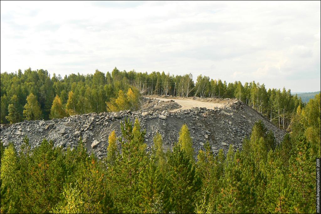 Вишневогорский рудник