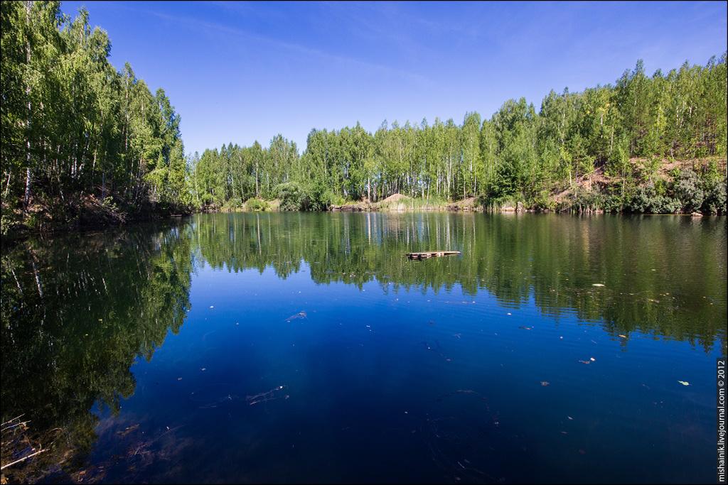 Вишневогорский рудник: жила №37
