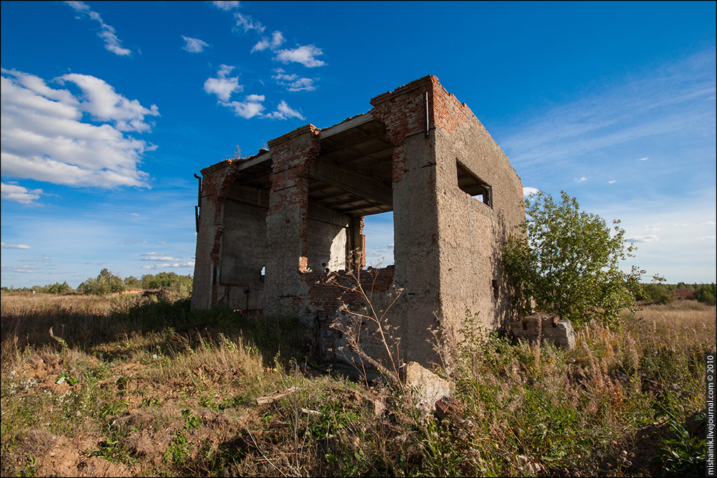 Быньговский золоторудный рудник - шахта Быньговская