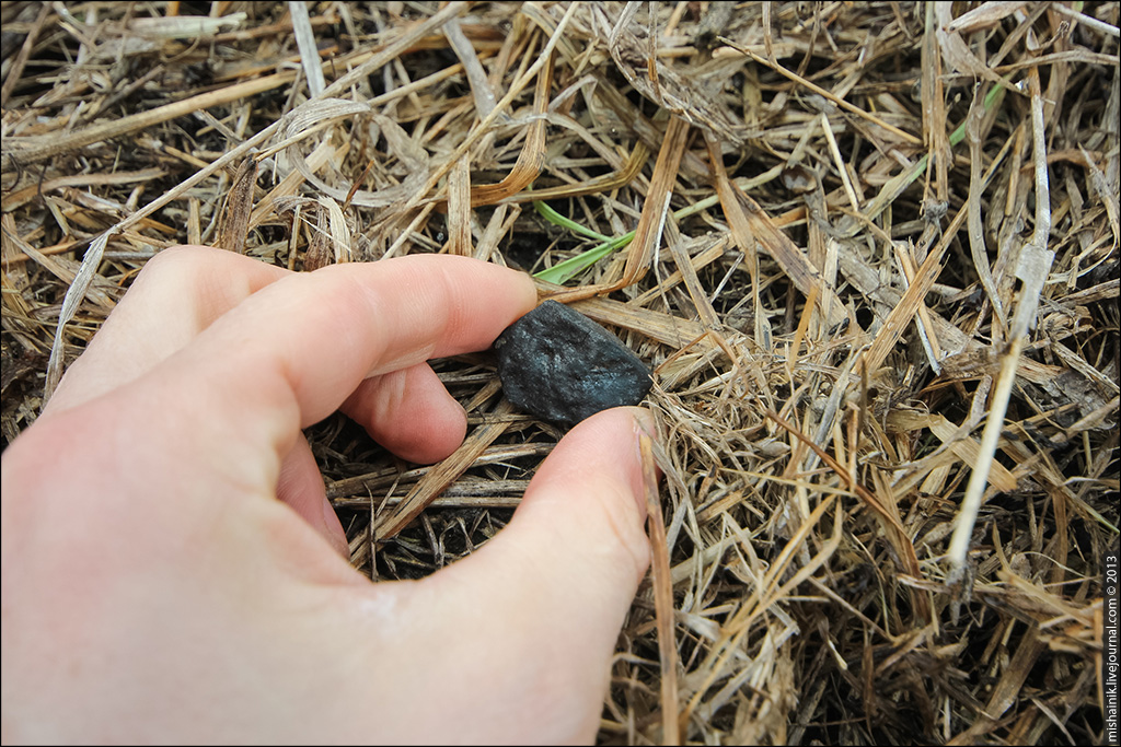 Челябинские метеориты