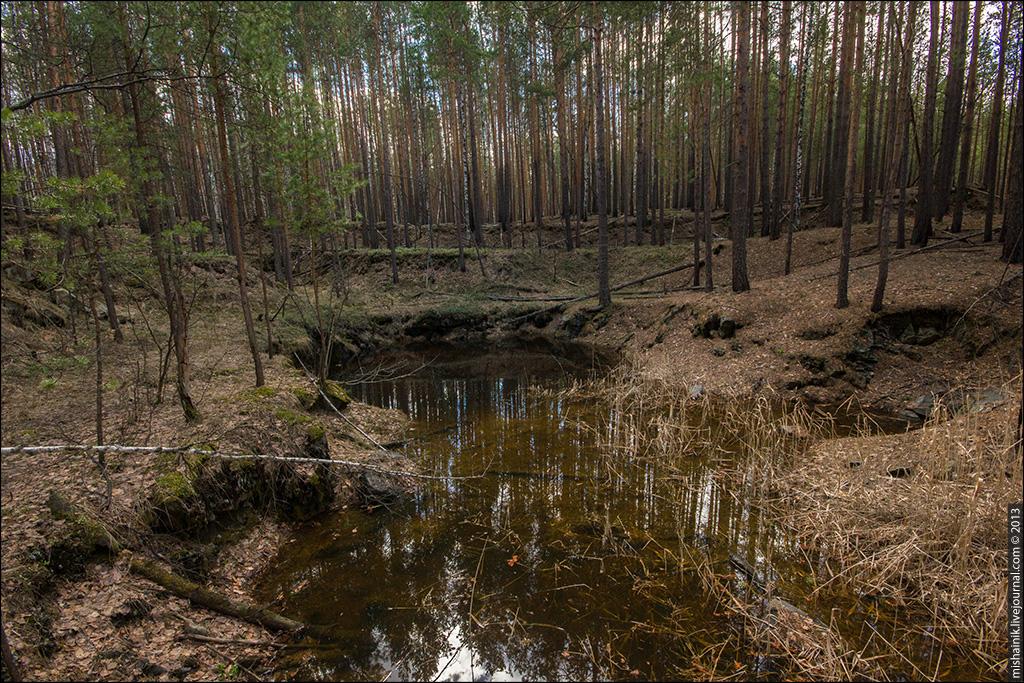 Рудник «Трудовой Отдых» участок - Михайловский и Александровский разрезы