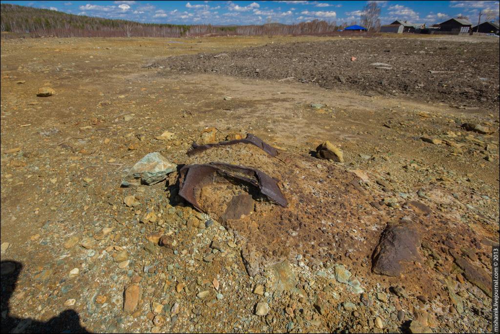 Зюзельский рудник