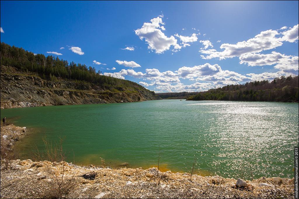 Северное (Кладовское) месторождение силикатно-никелевых руд