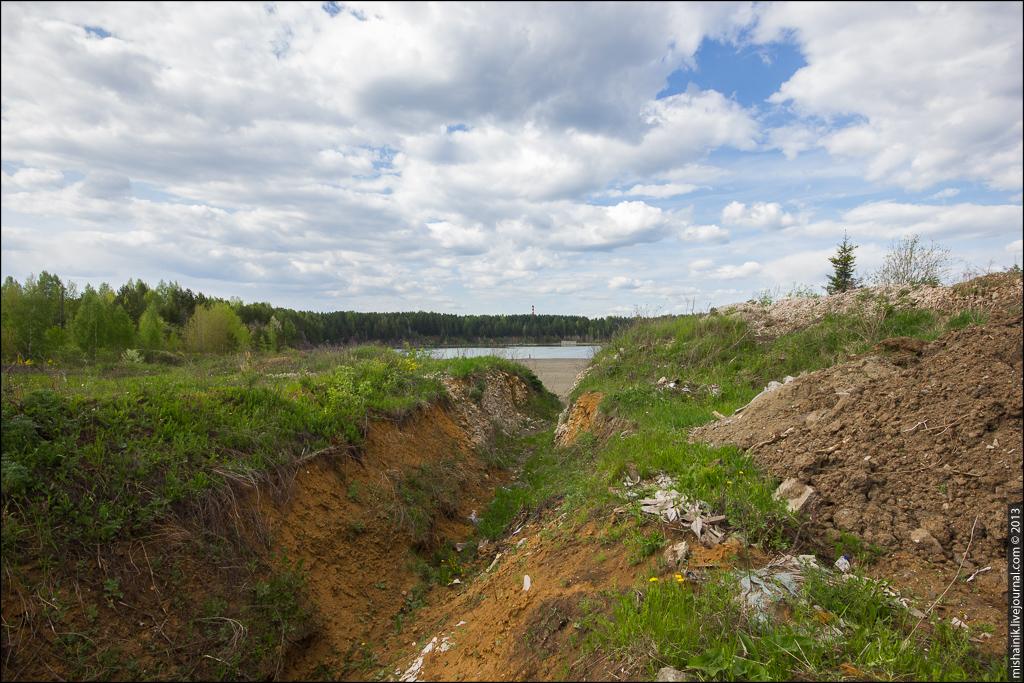 Северо-Лебяжинский известняковый карьер
