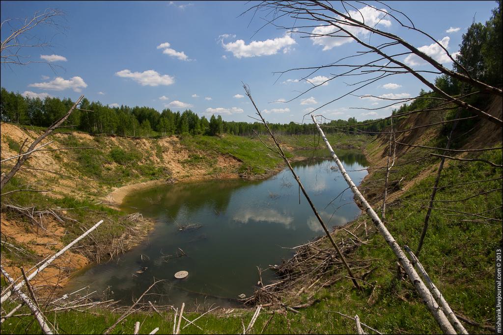Крылатовский золотокварцевый рудник - шахта Центральная, Северная-Вентиляционная, Южная-Вентиляционная