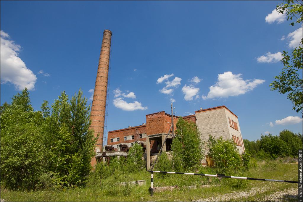 IКрылатовский золотокварцевый рудник - шахта Центральная, Северная-Вентиляционная, Южная-Вентиляционная