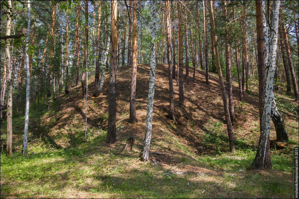 Лезгинский железный рудник - Абрамовский разрез