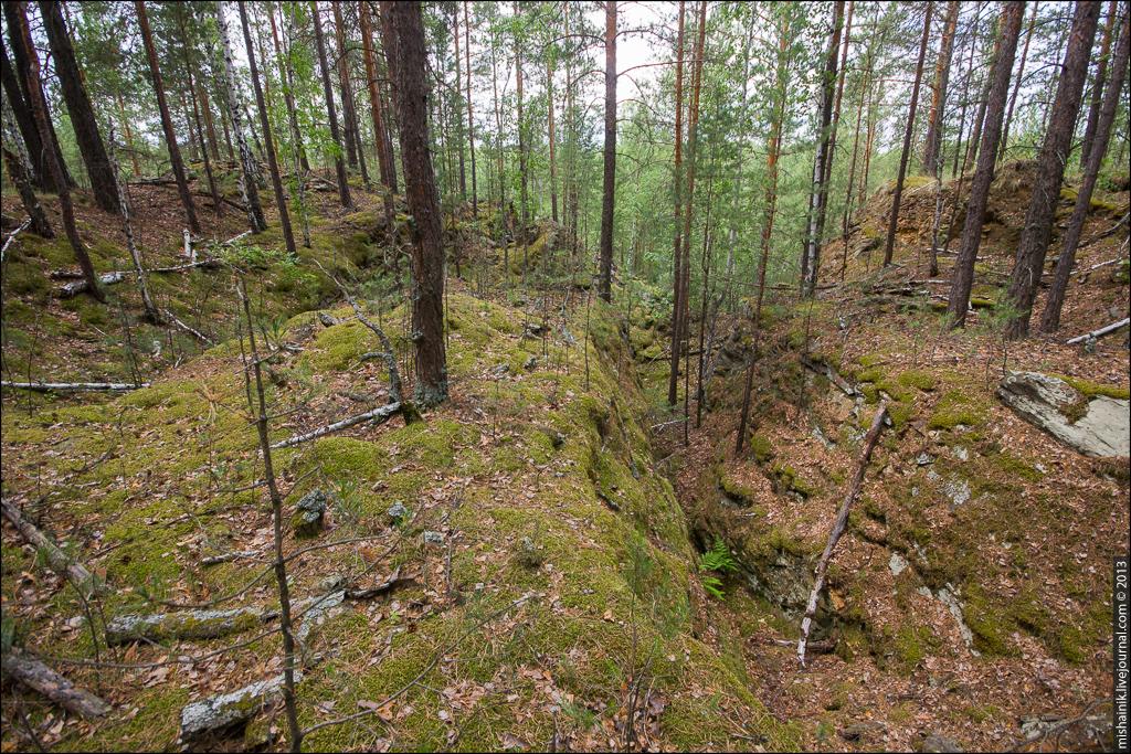Боевский вольфрамовый рудник «Серебряная гора»