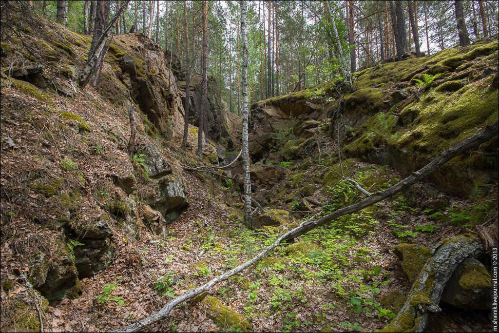 Боевский вольфрамовый рудник