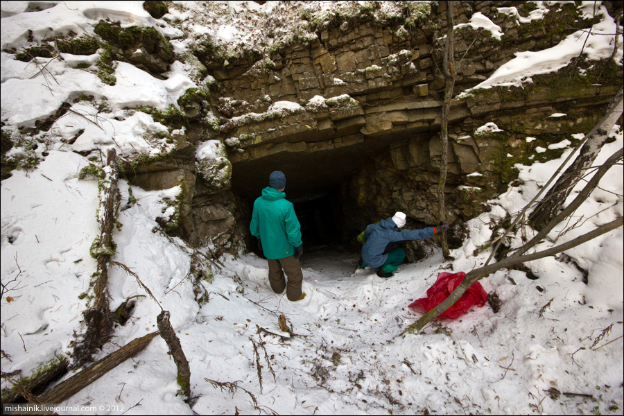 KATALOVO 6 - Snowmine (Шахтобординг) На сноуборде в шахту