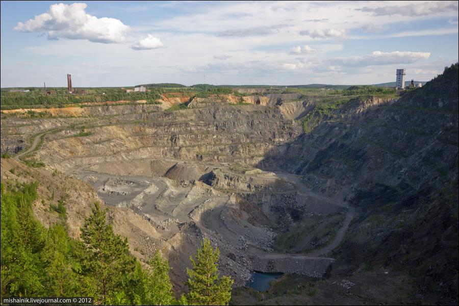 Гороблагодатский железный рудник