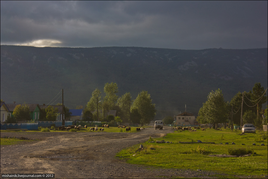 Священная гора Иремель