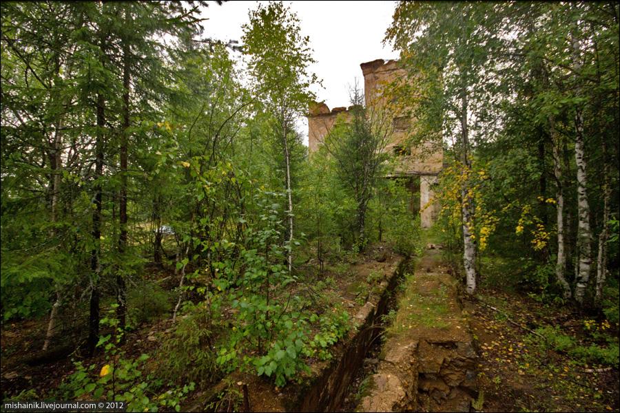 Алмазодобывающая фабрика №4