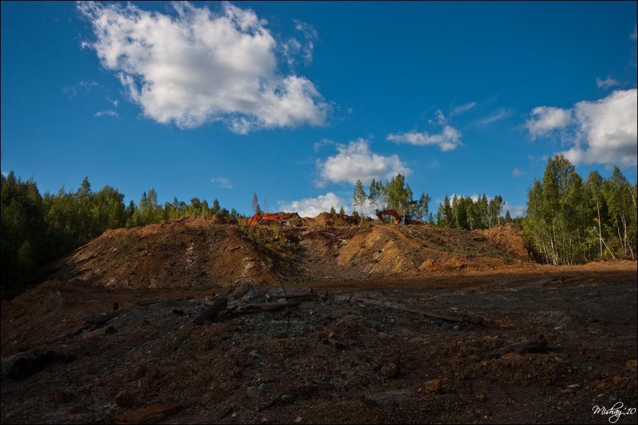 Белореченский рудник