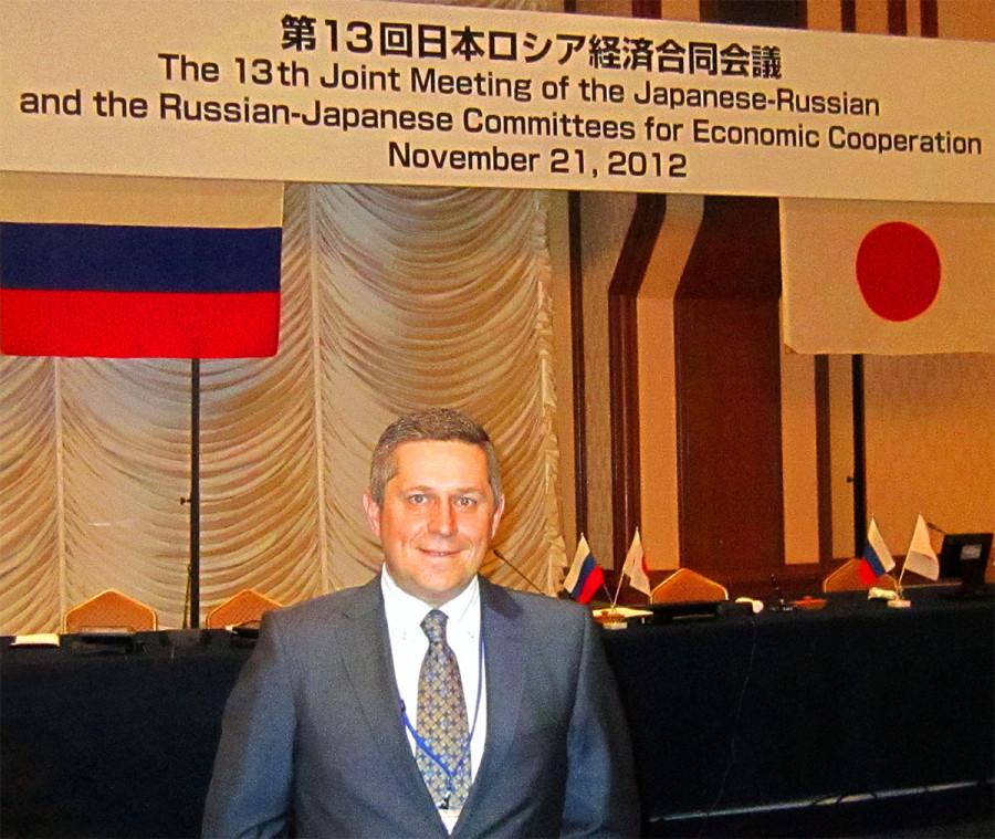 Михаил РСПП 2012 Токио Япония