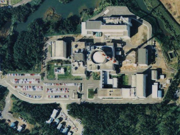 исследовательский реактор JOYO.