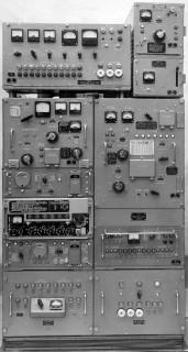 Принципиальные электрические схемы радиостанций.