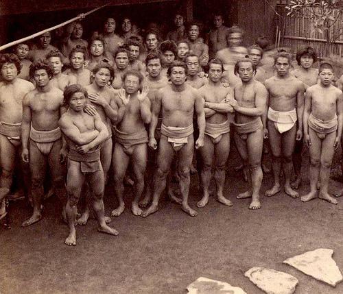 Борцы сумо геи