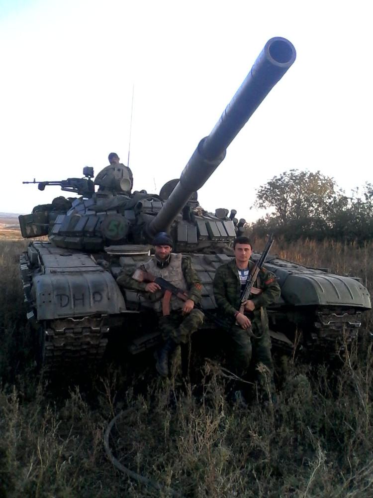 Мелкая Новороссия ДНР зелёный 50------