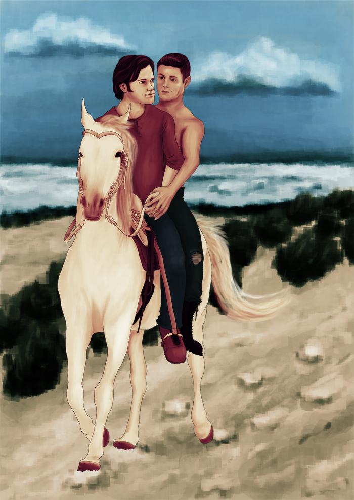 Horseback wip10 700px