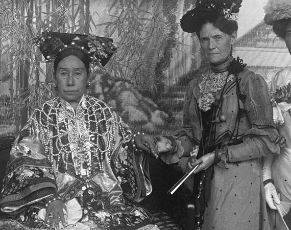 Китайская царица приказывала делать ей кунилингус фото 183-23