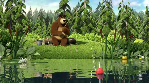 мультики про рыбалку мультфильмы про рыбалку