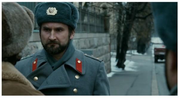 советский бородатый мент