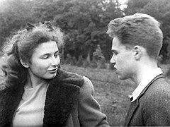 нина уманская  и владимир шахурин 1943