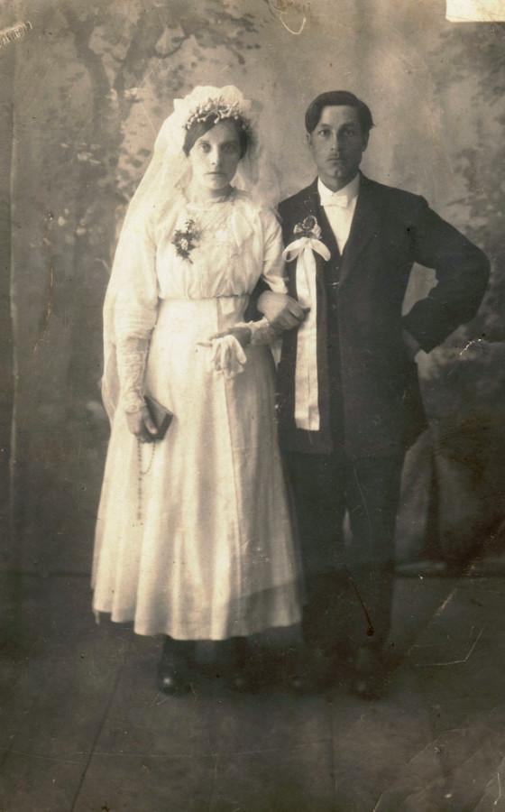 Белорусская свадьба 1921–1939 гг Глубокое Витебская обл (2)