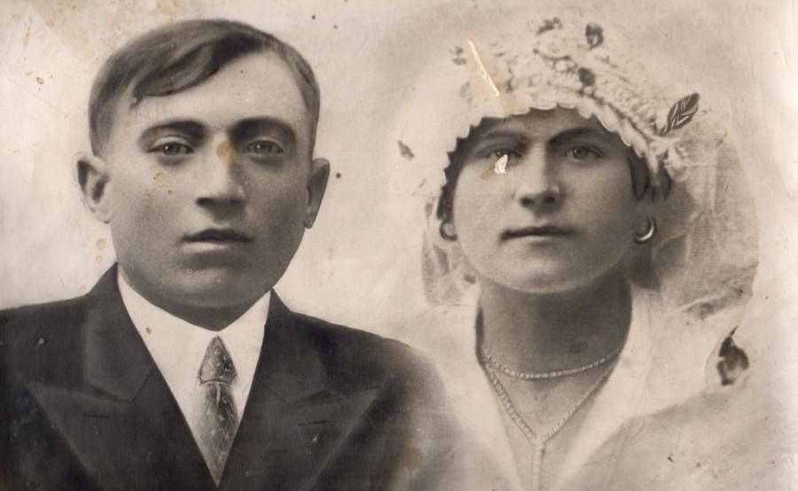 Белорусская свадьба 1927–1928 гг Слоним  Гродненская обл