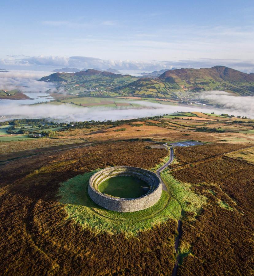 Stone Fort of Grianán of Aileach