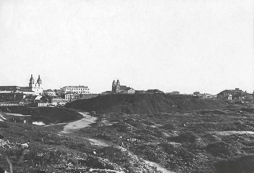 минское замчище конец 1940