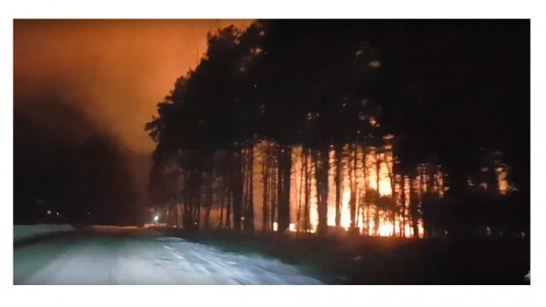 пожар в гомеле7