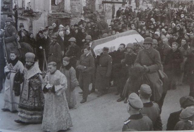 белорус-похороны