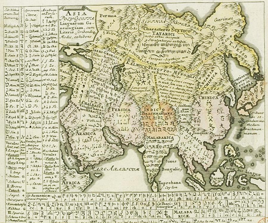 карта языков2