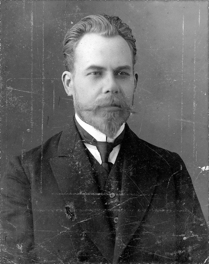 Лукьян Михайлович Солоневич (1866-1938)
