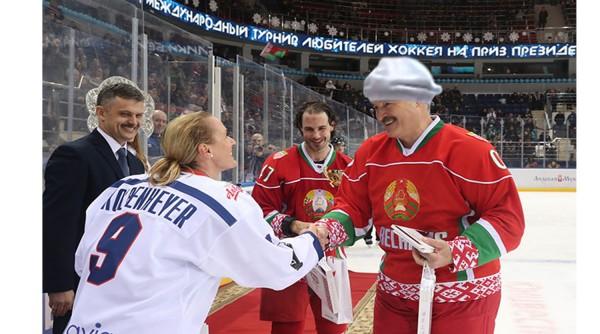 лука и колпак в хоккее1