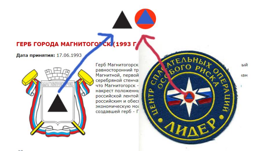 треугольник магнитогорска
